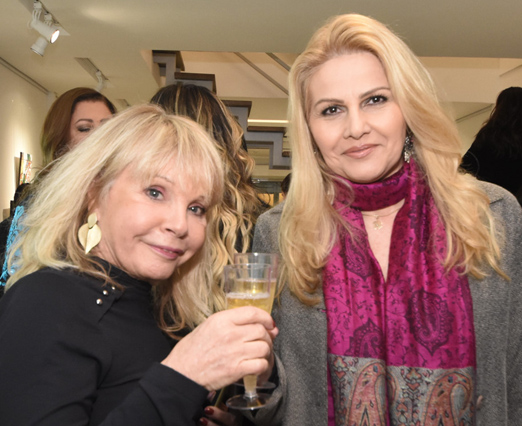 Suely Couto e Márcia Kozlowski