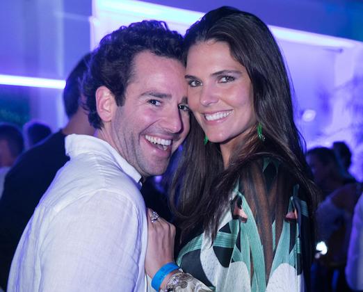 Thiago Senna e Daniella Sarahyba