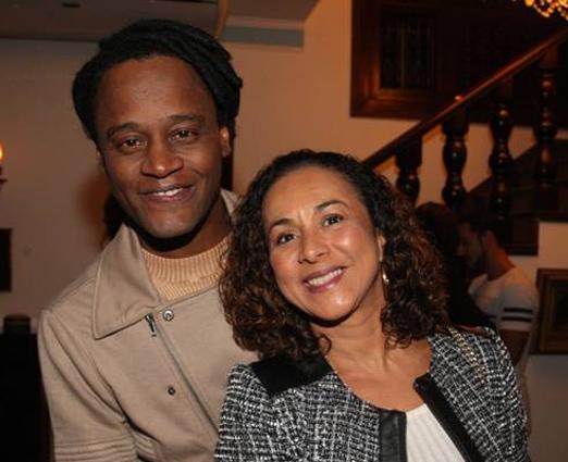 Toni Garrido e Regina Coelho