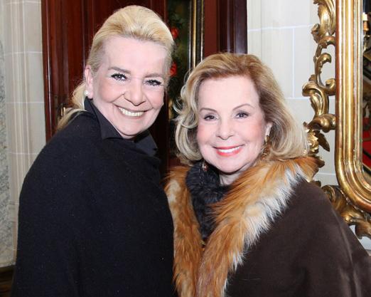 Vera Bangel e Rachel Gusmão
