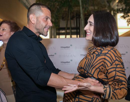 Alexandre Birman e Maria Prata