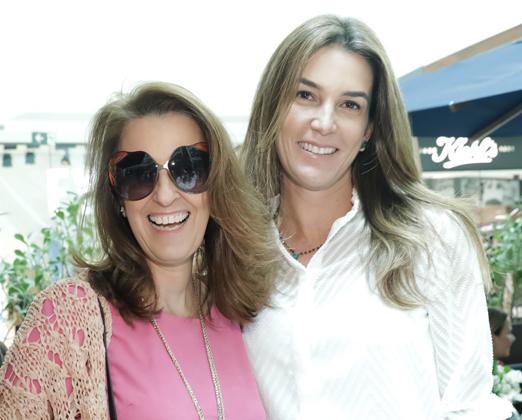 Bebel Schmidt e Renata Corsetti