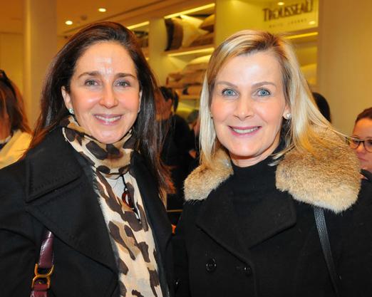 Carola Camargo e Dina Garcia