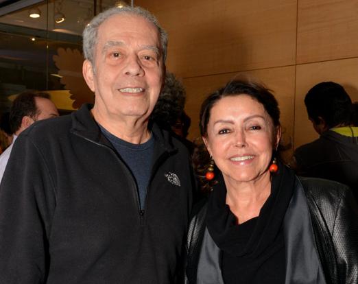 Cesar e Maria Oiticica