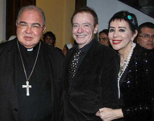 Dom Orani Tempesta, Paulo Barragat e Yacy Nunes