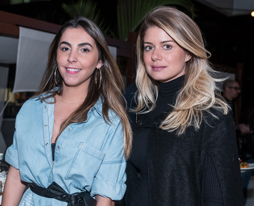 Fernanda Pacheco e Ana Bonillha
