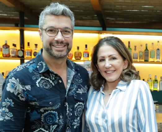Fernando Torquatto e Iorane Rabello