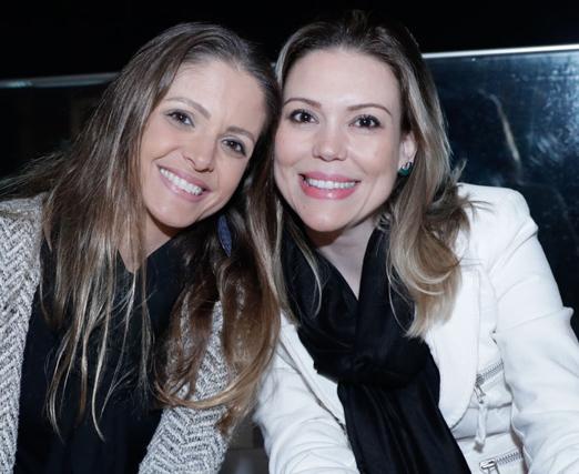 Gabriela Hue e Andrea Paterson