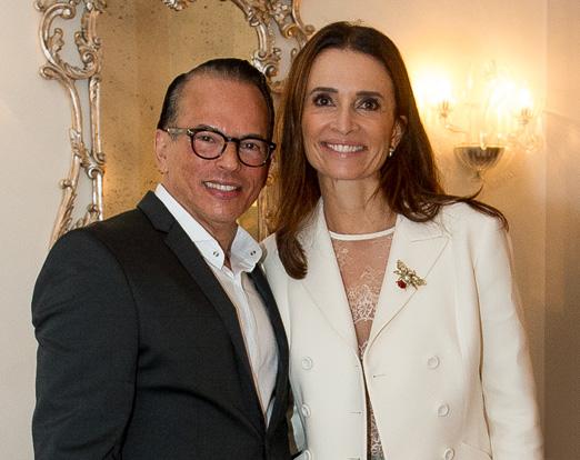 Heckel Verri e Andrea Natal