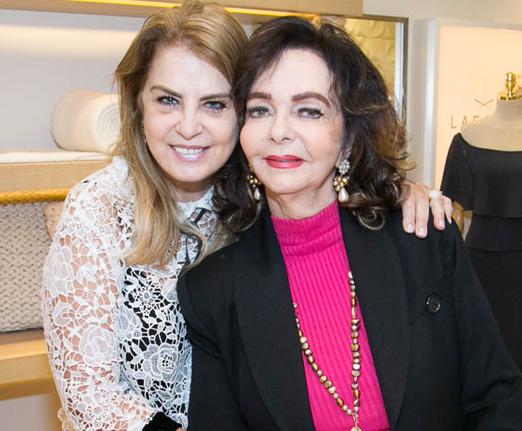 Inez Costa e Vera Loyola