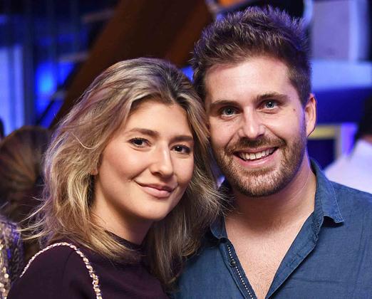 Isabela Rozental e Thiago Gagliasso
