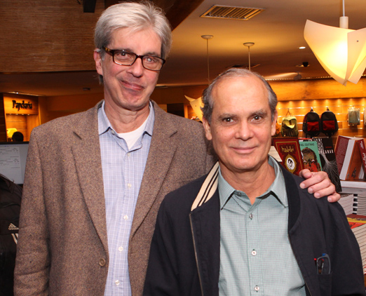 Jayme Serva e Filipe Moreau