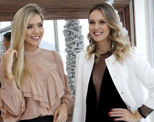 Jessica Garducci e Lorena Campello