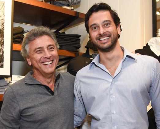 João Porto e Carlos Porto
