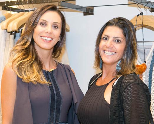 Karina Nunes e Andressa Naves