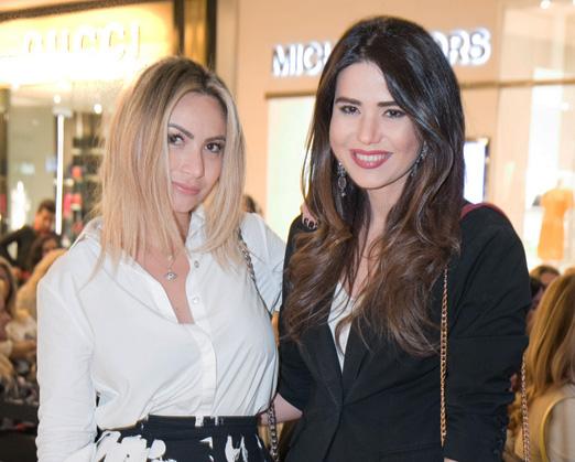 Kelly Correa e Didi Maia