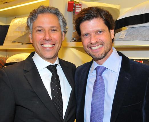 Marcelo Araújo e Filippo Pedrinola