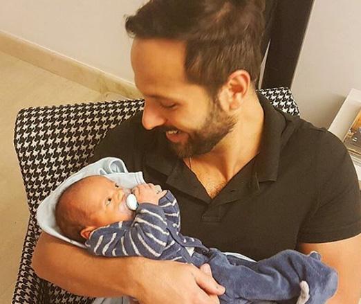 Marcelo Calero e o sobrinho Eduardo