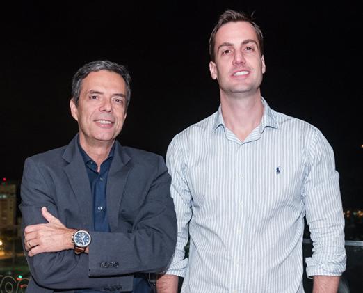 Marco Arias e Roberto Pasqualetti