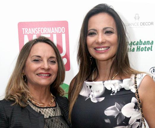 Maria Araújo e Marcia Romão