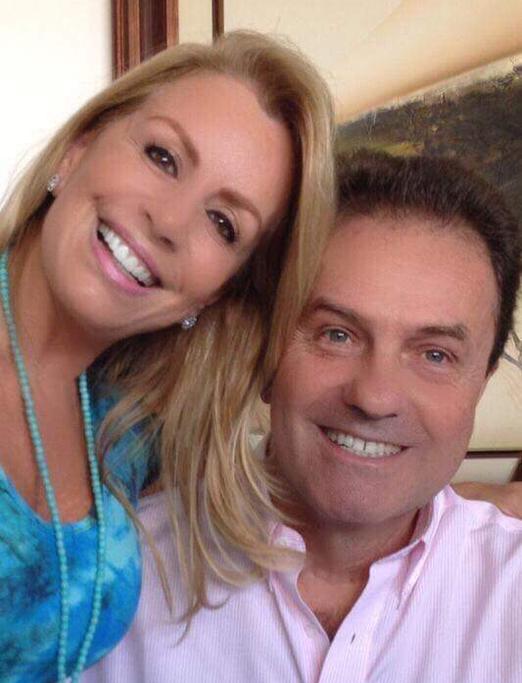 Marise Gollo e Silvio Mariz