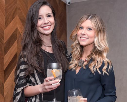 Rayane Marcolino e Ana Carolina Chaves