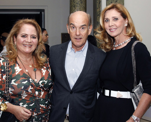 Renata Fraga, Paulo Fraga e Kátia Spolavori
