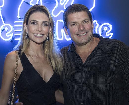 Renata Padilha e Alexandre Accioly