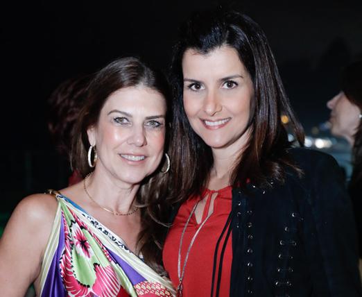 Tininha Tostes e Gilda Ramos