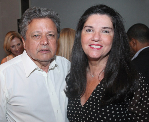 Aloysito e Joana Maria Teixeira