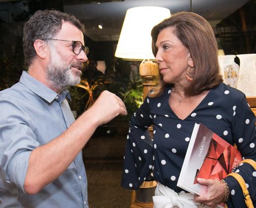 Beto Figueiredo e Ana Luiz Rotier
