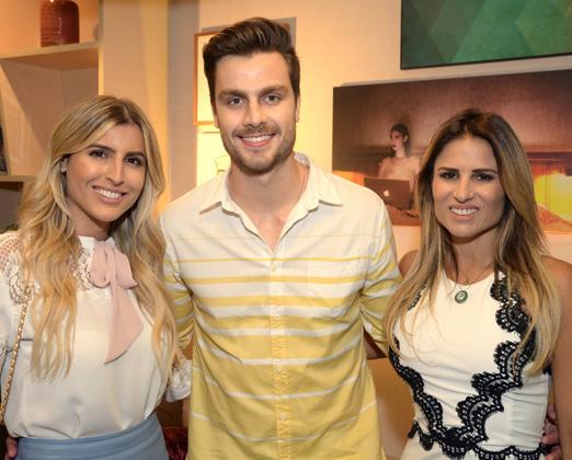 Dandynha Barbosa, Paulo Dalagnoli e Ana Paula Barbosa