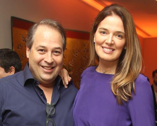 George Fauci e Vanessa de Oliveira