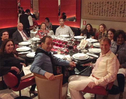 Jantar no Mr Lam