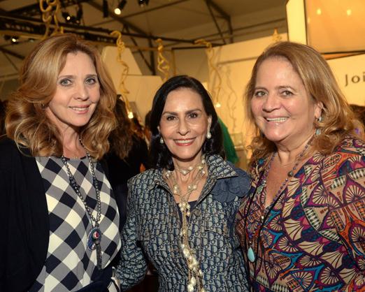 Kátia Spolavori, Beth Pinto Guimarães e Renata Fraga