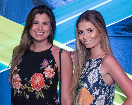Karina Amorim e Sofia Scherer