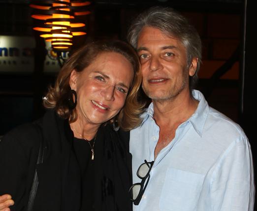 Lenny Niemeyer e Lulu Lima e Silva