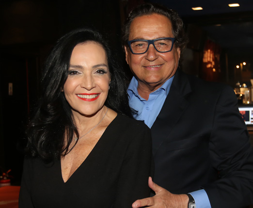 Liliana Rodriguez e Nestor Rocha
