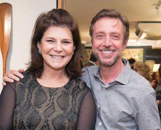 Paula Neder e Nando Grabowsky