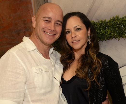 Paulo Renato e Flavia Campos