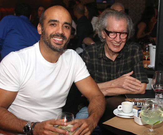 Pierre Grego e Luiz Tripoli