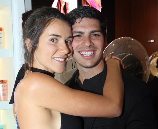 Rodrigo Vaz e Tamara Lobo