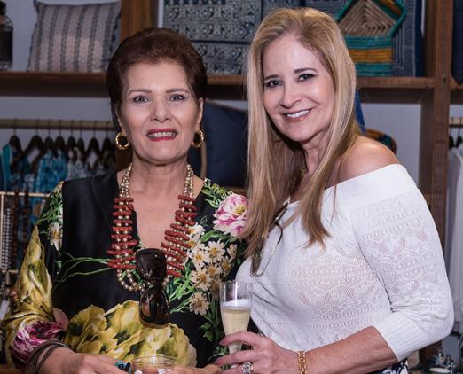 Roseana Motta Correa e Gisela Markenson