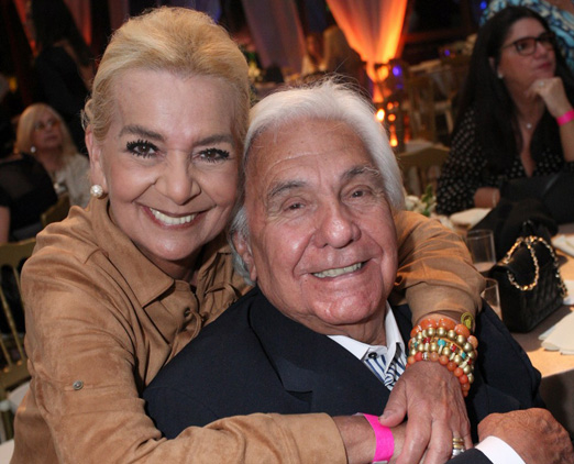 Vera e Luiz Bangel