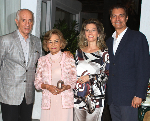 A elegante família Araújo