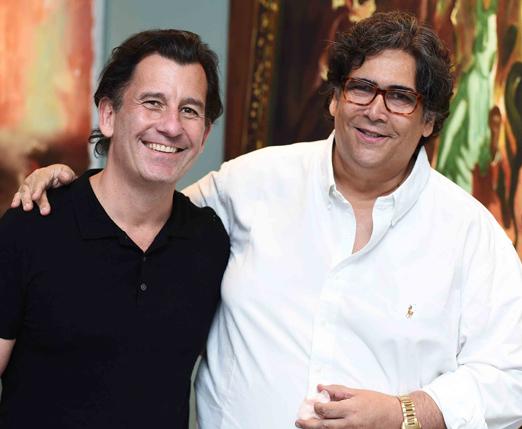 Alexandre Hockensmith e Antonio Neves da Rocha