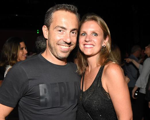 Alexandre e Gabriela Brett