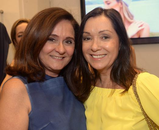 Ana Andreazza e Vera Cougo