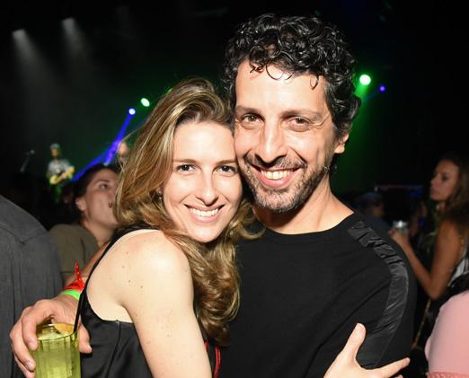 Ana Ribeiro e Joaquim Leite