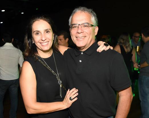 Andrea Dantas e Marcos Rosa